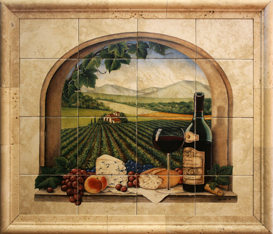ceramic tile murals for kitchen or barbeque backsplash and kitchen backsplash tiles amp backsplash tile ideas balian